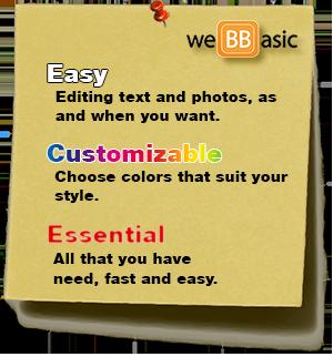 WeBBasic - Caratteristiche